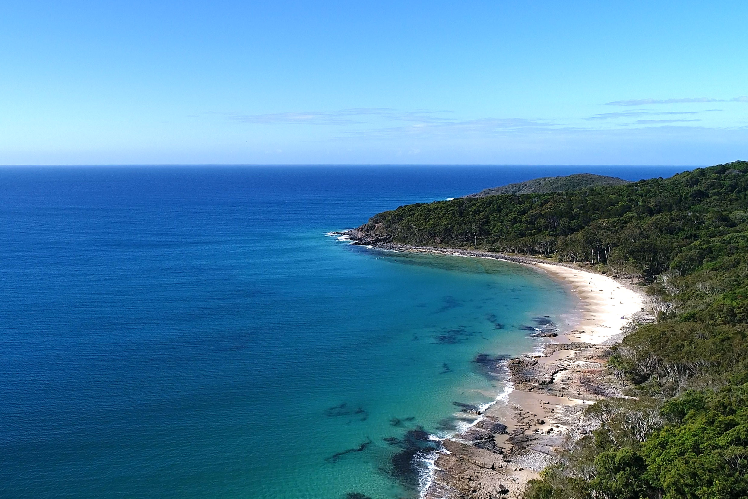 Aerial Photography Noosa